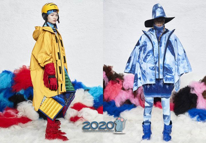 Пуховик от Сандро Мондрино на зиму 2019-2020 года