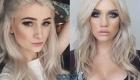 Модный льняной блонд - тренды окрашивания на 2020 год