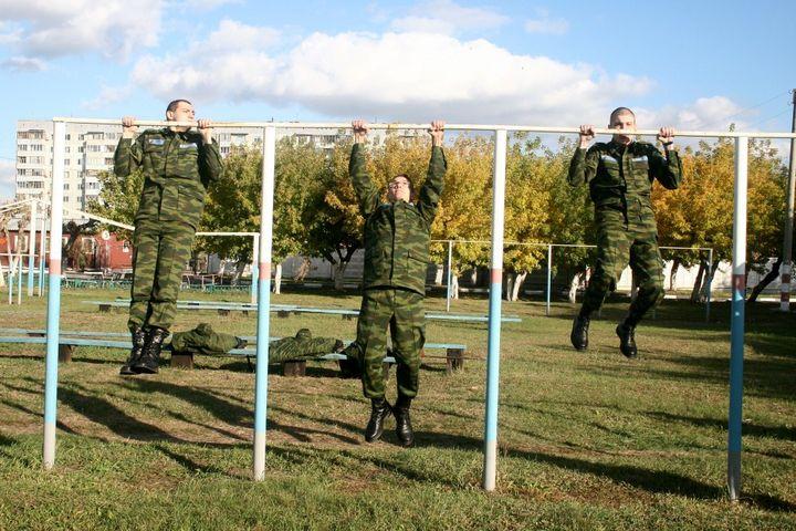 ФИЗО для военнослужащих