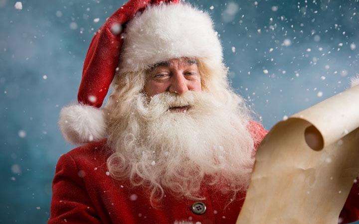 Поздравление от Деда Мороза в 2020 году и другие креативные идеи
