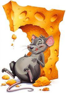 Крыса - символ 2020 года