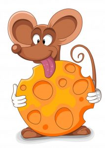 Символ 2020 года - крыса