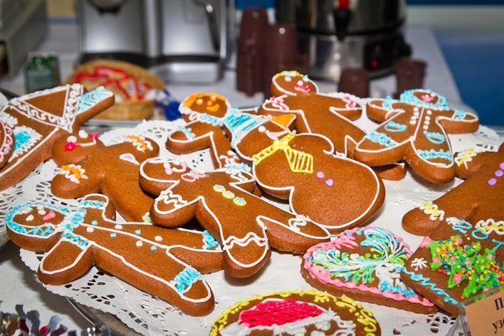 Рождественская ярмарка в КВЦ «Евразия»