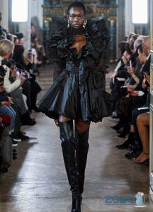 Платье бэби долл от Elie Saab на 2020 год