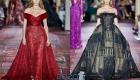 Платье Zuhair Murad осень-зима 2019-2020