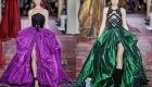 Zuhair Murad осень-зима 2019-2020 модные платья
