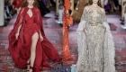 Вечернее платье Zuhair Murad осень-зима 2019-2020  с накидкой