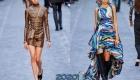 Вечернее платье Роберто Кавалли осень-зима 2019-2020