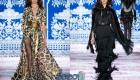 Вечернее платье от Naeem Khan осень-зима 2019-2020