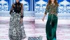 Naeem Khan осень-зима 2019-2020 модели вечерних платьев