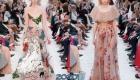 Валентино осень-зима 2019-2020 вечернее платье
