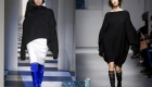 Свитера оверсайз - вязаная мода 2020 года