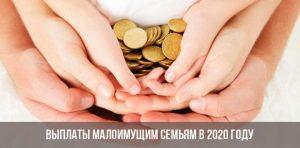 Какие пособия малоимущим в 2020, единовременные пособия и льготы малоимущим на детей