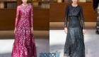 Модные платья Шанель от-кутюр осень-зима 2019-2020
