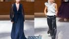 Модные образы Шанель от-кутюр осень-зима 2019-2020
