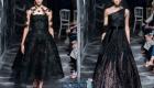 Готическая коллекция Christian Dior от-кутюр осень-зима 2019-2020
