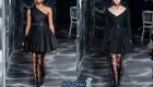 Christian Dior от-кутюр осень-зима 2019-2020 модные колготки