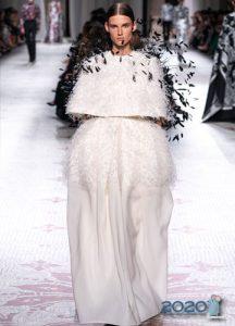 Высокая мода Givenchy тренды на 2020 год