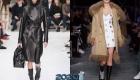 Базовые модели пальто на 2020 год