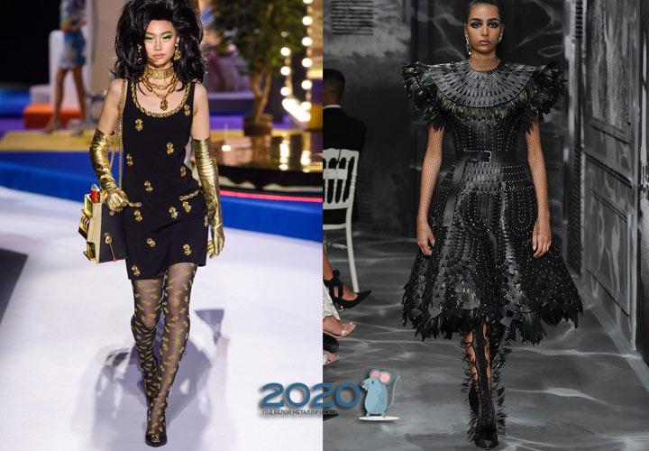 Модные колготки осень-зима 2019-2020