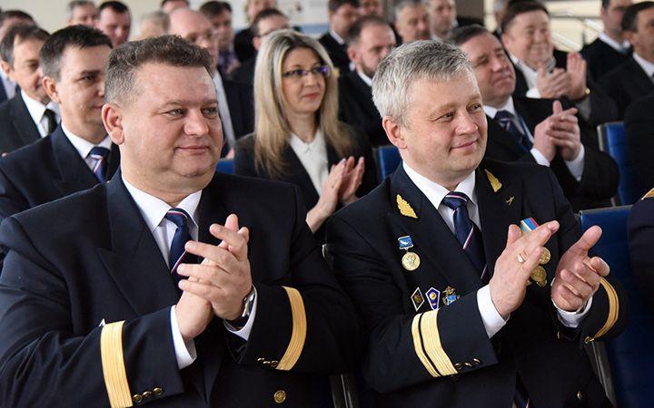 День гражданской авиации России - награждения