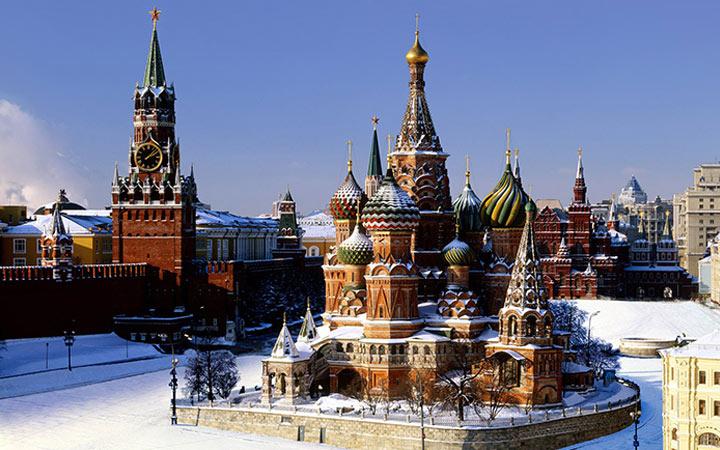 Погода зимой 2020 в Москве