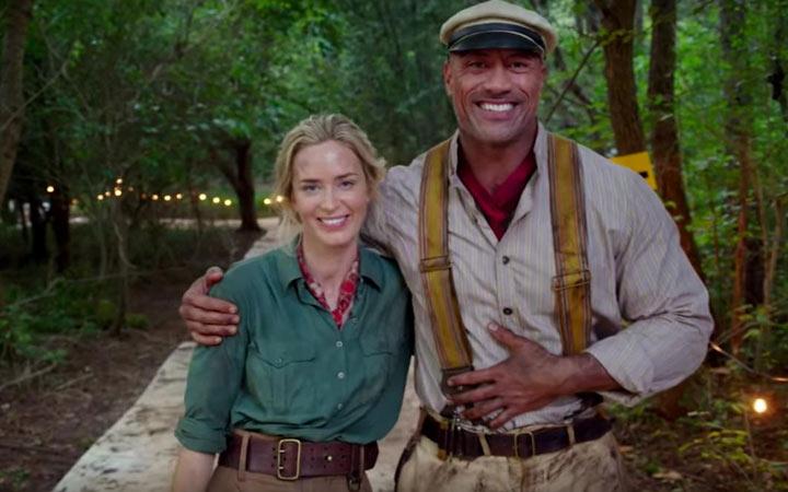 Актеры фильма Круиз по джунглям (2020) интересные факты