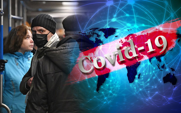 Социальная помощь населению России в период эпидемии коронавируса Covid-19