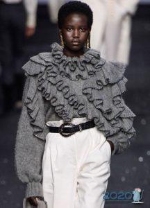 Модные женские пояса и другие аксессуары 2020 года
