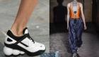 Дизайнерские кроссовки - мода 2020 года