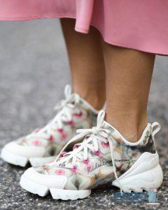 Принтованные кроссовки Gucci Flashtreks на 2020 год