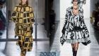 Модные принты новых коллекций осень-зима 2019-2020