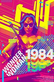 Чудо-женщина: 1984 - фильм 2020 года