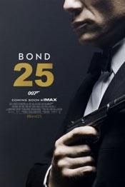 Бонд 25 - фильм 2020 года