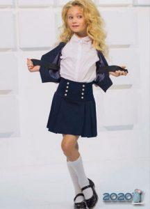 Юбка для школьницы - мода 2019-2020 учебного года