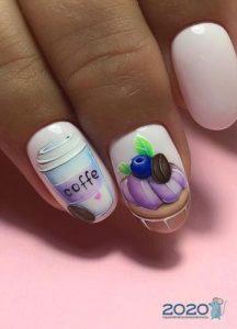 Красивый дизайн ногтей 2020
