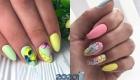 Трендовая роспись и дизайн ногтей на весну и лето 2020 года