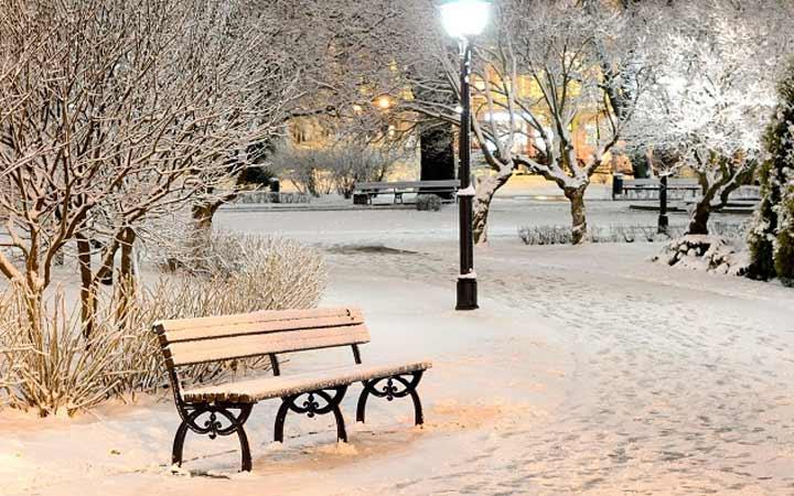 Погода зимой 2020 года в Челябинске