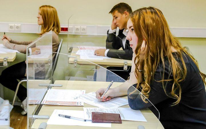 МЦКО тестирует школьников