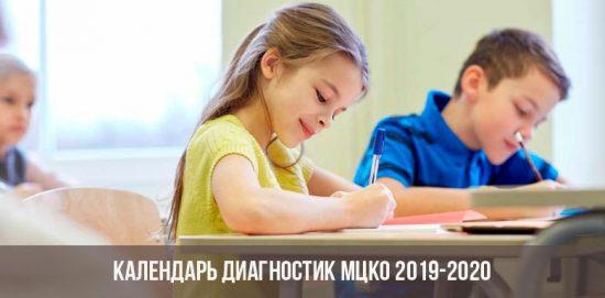 Диагностика МЦКО в 2019-2020 году