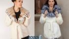 Модные шубы из меха норки на зиму 2019-2020 года