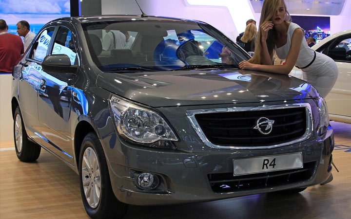 Новый Ravon R4 2019-2020 года