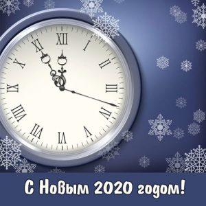 Мини-открытки на Новый Год 2020