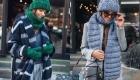 Вязаная шапка с косами осень-зима 2019-2020