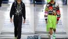 Модные неоновые кроссовки для мужчин на лето 2020 года