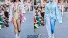Разноцветные женские кроссовки весна-лето 2020