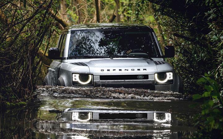Каким будет новый Land Rover Defender 2020
