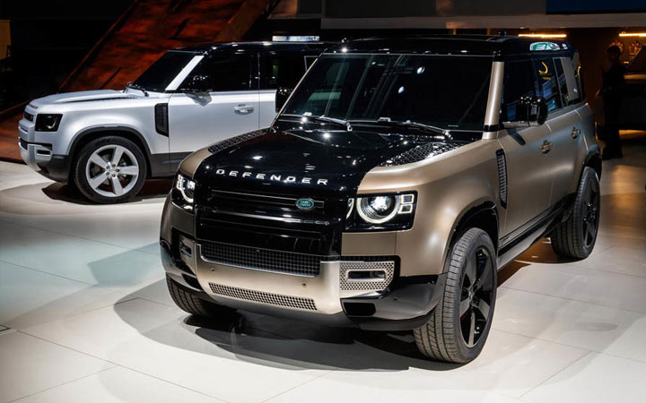 Представлен Land Rover Defender 2020