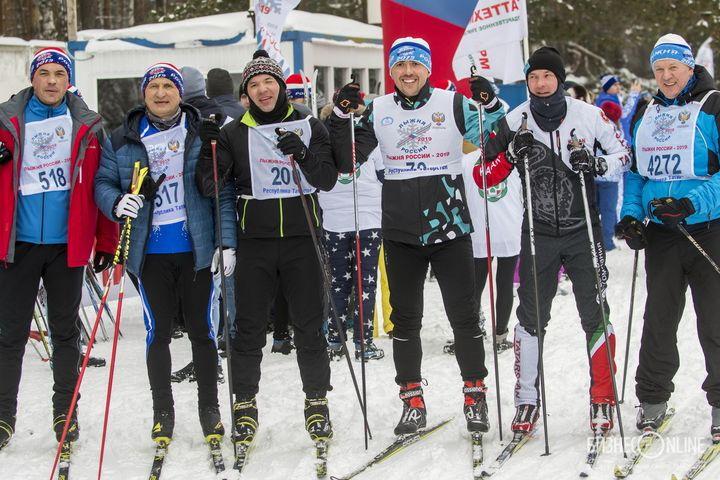 Лыжное состязание