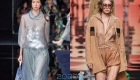 Модные луки весна-лето 2020 с прозрачной блузкой